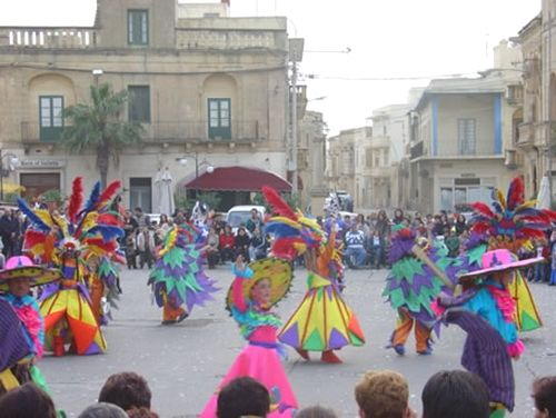 "Xaghra Carnival 2009 - ""Come and Participate"""