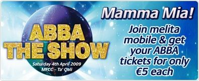 Last few days for discounted Melita Abba tickets