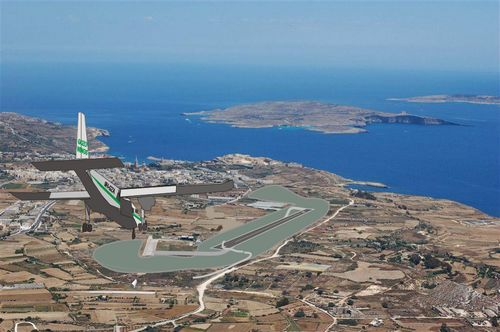 A Gozo airstrip without disruption to the environment - Roy Perry