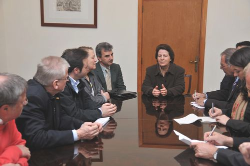 Minister for Gozo meets German Parliamentary group