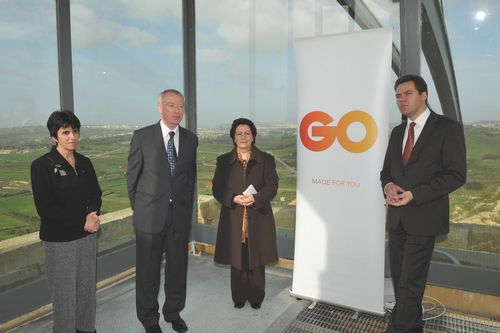 GO's DTTV project at Nadur's Ta' Kenuna Tower