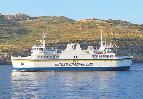 Delays on Gozo Channel with only MV Gaudos in operation