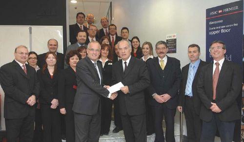 HSBC in Gozo again best in customer service