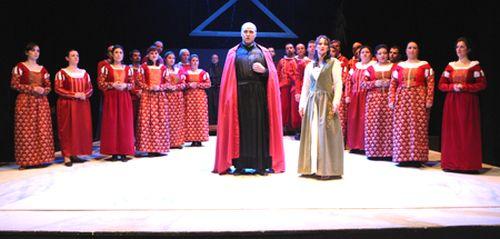 BOV opera festival rehearsals underway