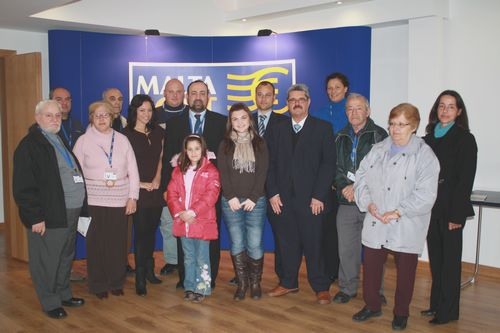 MaltaPost p.l.c. Christmas competition winners
