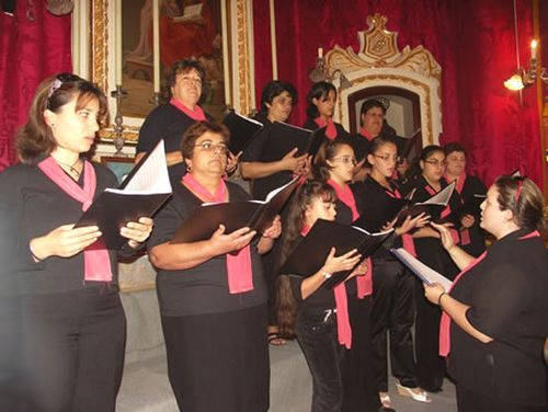 The Nativitas Choir Holy Week celebrations