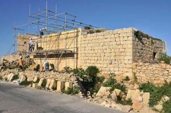 St Cecilia Chapel restoration finally underway
