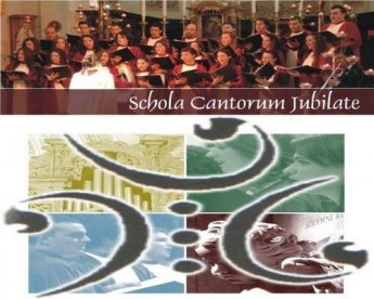 New Schola Cantorum Jubilate website launched