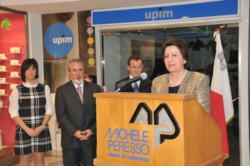 First UPIM department store opened in Gozo