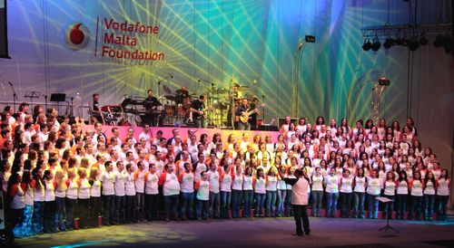 Voices Foundation donates €180,000 to charities