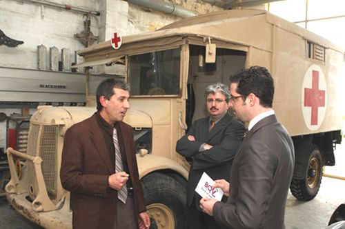 BOV aid restoration of historic wartime vehicles