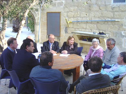 Gozo Age Concern and AD call for Senior Citizens Care