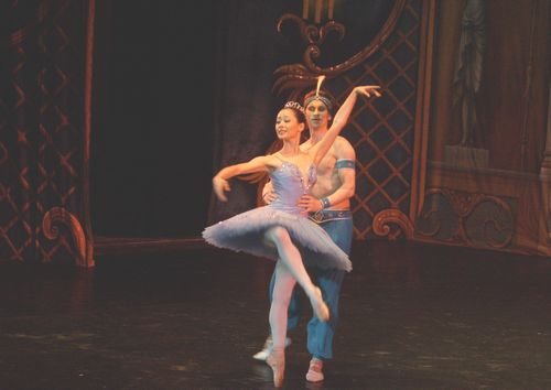 "The Gaulitana ""A festival of Music"" at the ballet"