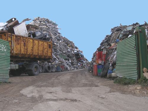 Sealing of B' Bugia scrapyard welcomed by NGOs