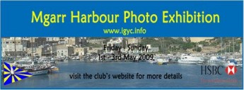 Imperial Gozo Yacht Club photo competition