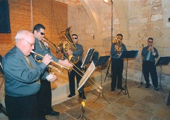 Island Brass in Concert next Sunday at the Citadel