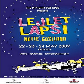 Lejlet Lapsi Programme for next weekend