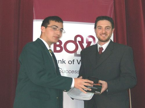 Mathematics Olympiad receives BOV support