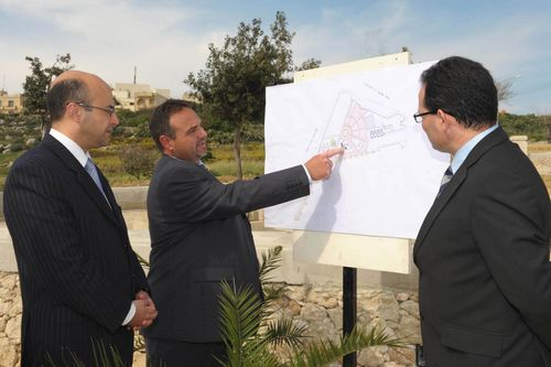 Devolution of property to Munxar and Gharb Councils