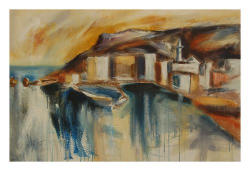 Victor Agius exhibits at Auberge d'Italie in Valletta