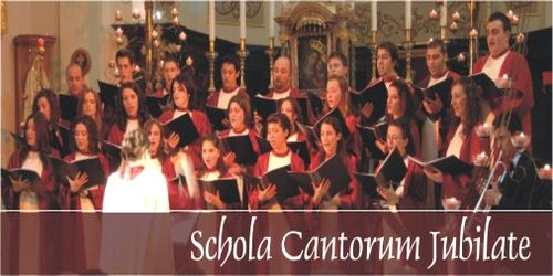 Schola Cantorum Jubilate  - The Paschal Triduum