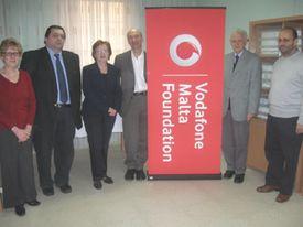 Vodafone Malta Foundation donation to cancer care