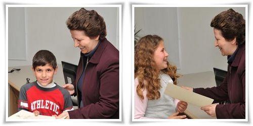 Certificates awarded at Wistin Camilleri Centre