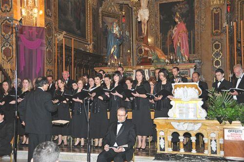 Third Gaulitana 'A Festival of Music' underway
