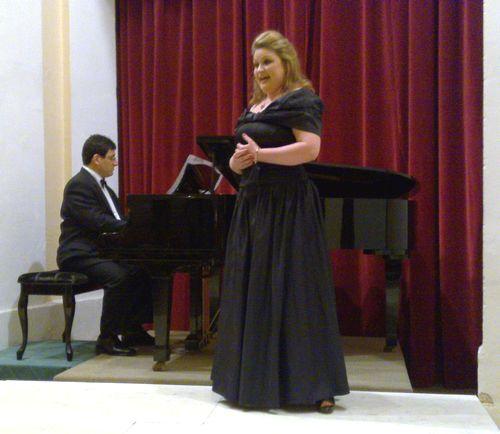 Gaulitana Festival of Music penultimate concert
