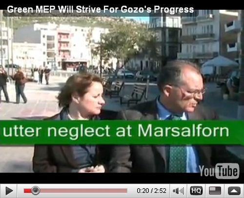 AD MEP will strive for Gozo's progress - Video Still