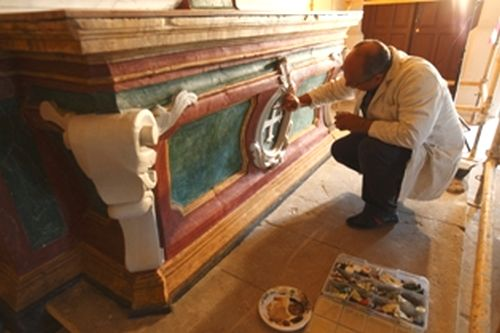 Bir Miftuh Restoration Project by MIA