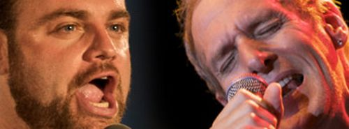 Chance to sing with Joseph Calleja & Michael Bolton