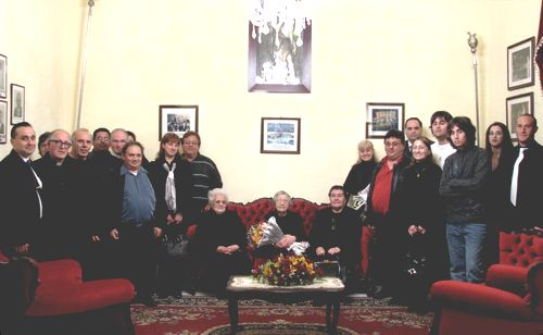 Xewkija poet Anton Haber commemorated
