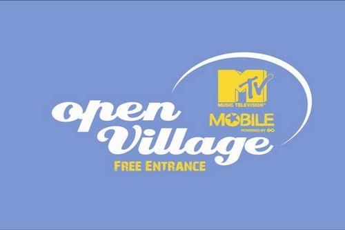 MTV Mobile at GreenPak Earth Garden & Echo Fest