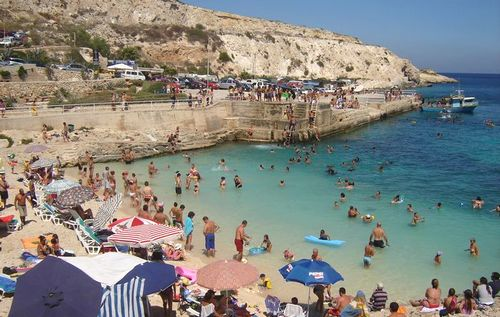 Fireworks for Gozo will no longer all be unloaded at Hondoq