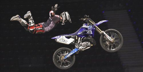 Free tickets to Masters of Dirt Show from GO Mobile