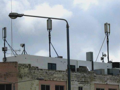 Unregulated Proliferation of Mobile Antennae - FAA