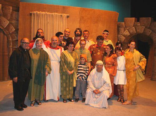 Italian drama group perform in Xewkija