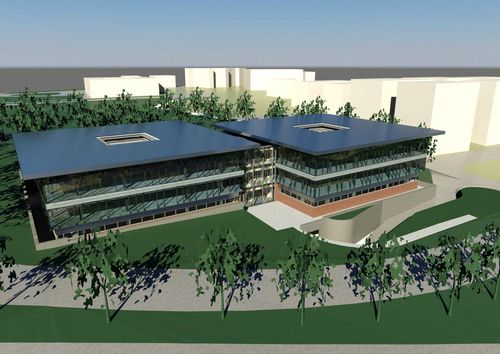 New ICT facilities building at University of Malta