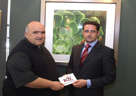 BOV supports Salesians Art Exhibition