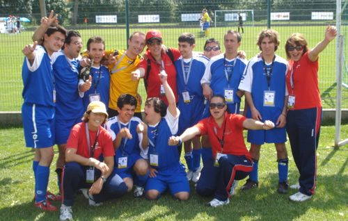 Special Olympics Malta football team placed 2nd