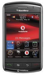 Vodafone Malta and RIM launch the BlackBerry Storm smartphone in Malta