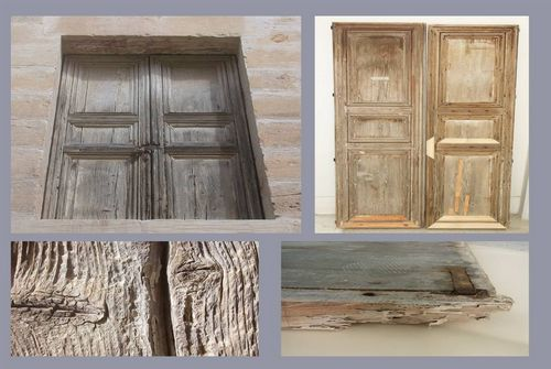 Heritage Malta's wood training and conservation project