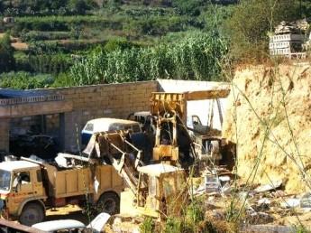 MEPA takes direct action at Nadur scrapyard