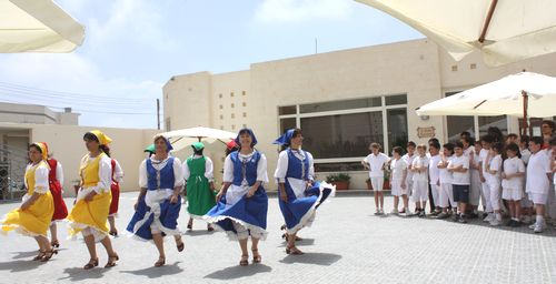 Open day held at the ITS School in Qala