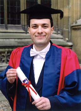 San Lawrenz resident awarded Oxford degree