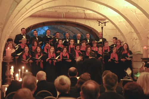 """Gaulitanus Choir in """"A Night with the Musicals"""""""