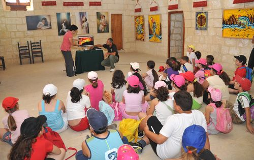 More than 500 children participate in Skola Sajf Gozo