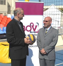 Volleyball Marathon in aid of Dar tal-Providenza