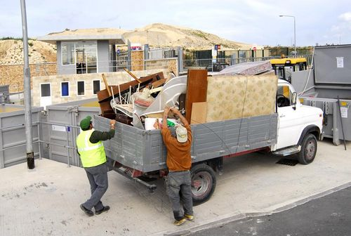 Waste collection from bring-in-sites up by 37% in 2008